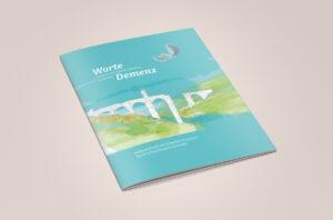 Broschüre zum Thema Demenz